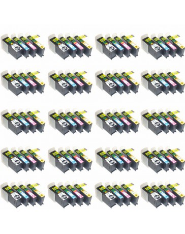 MULTIPACK 100 ( BK, C, M, Y ) - Remanufactured Inkjet Cartridges Primera 53422 - 53425