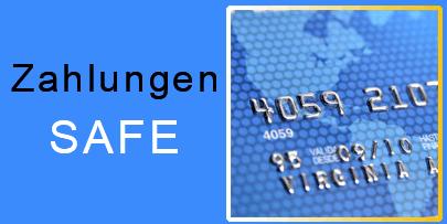 Zahlungen safe
